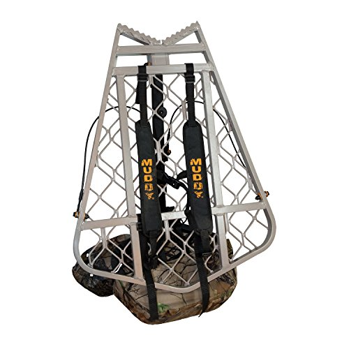 Muddy Treestand Backpack Straps, Black (Treestand Side Bags)