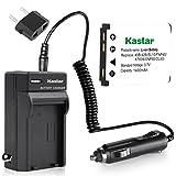 Kastar Battery (1-Pack) and Charger Kit for Pentax Optio D-LI108, D-LI63 work with Pentax Optio L36, L40, LS465, LS1000, M30, M40, M90, M900, RS1000, RS1500, T30, V10, W30 Digital Cameras