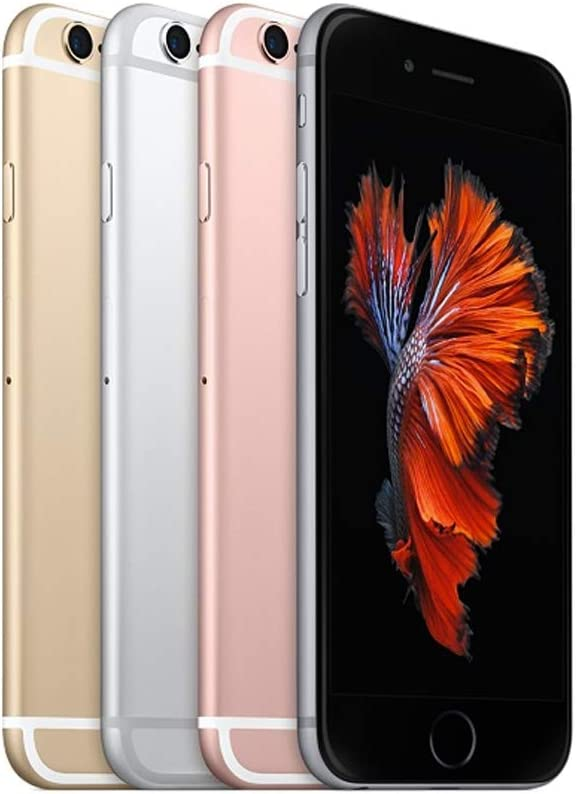 Apple iPhone 6s 64GB - Oro Rosa - Desbloqueado (Reacondicionado)