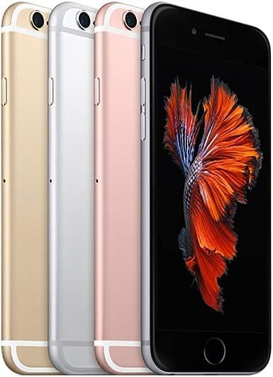 Apple iPhone 6s 64GB Oro (Reacondicionado): Amazon.es: Electrónica
