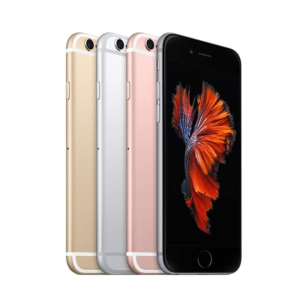 TALLA 64GB. Apple iPhone 6S Unlocked Smartphone (Refurbished)