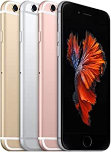 Apple iPhone 6s 32GB - Plata - Desbloqueado (Reacondicionado ...