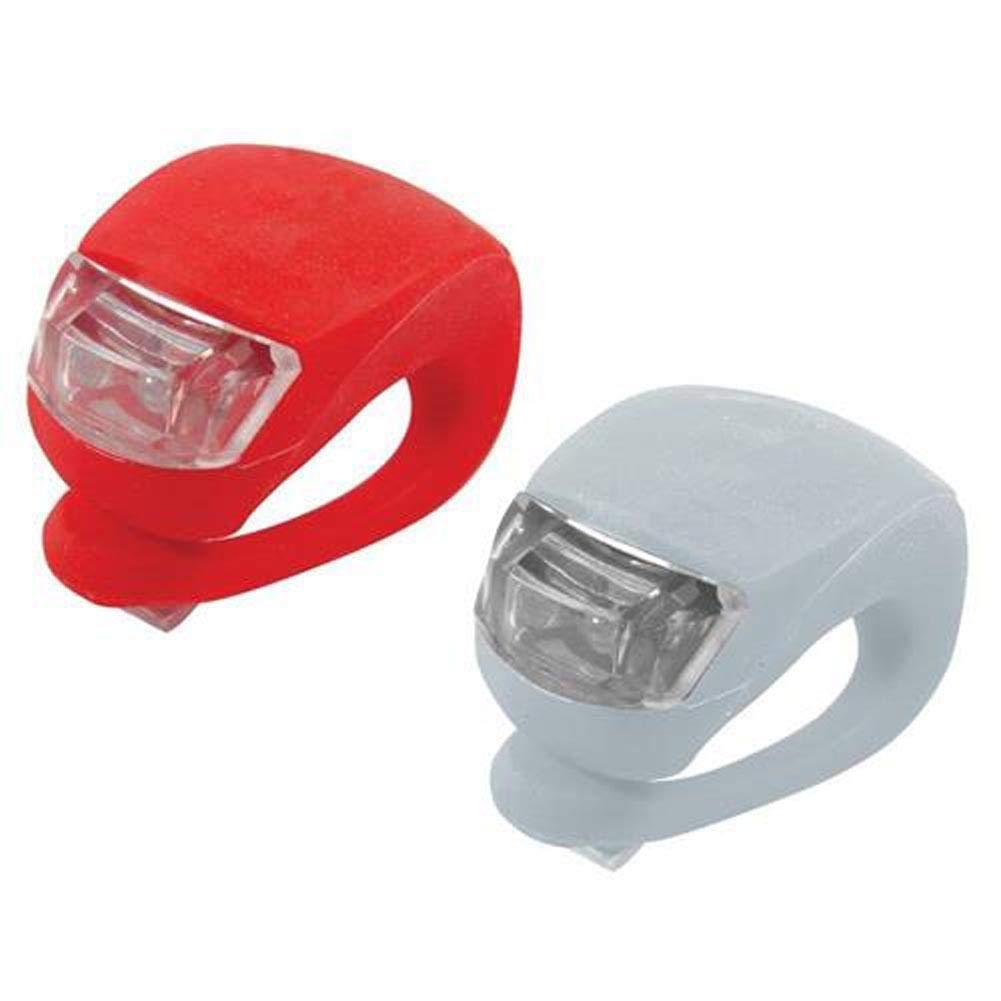 Bike Headlight and Taillight Waterproof Safety Bike Lights Bicycle Light Set