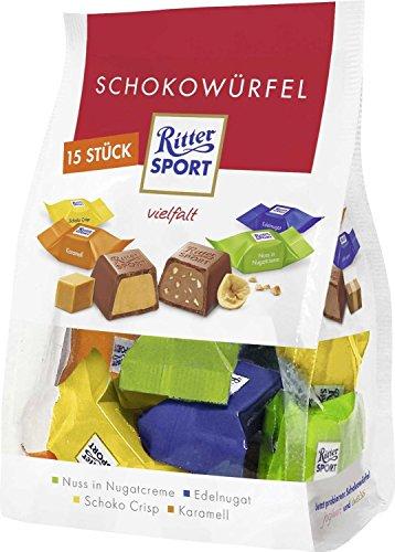Ritter Sport Chocolate Cube Diversity 120g