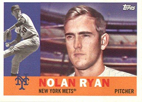 - 2017 Topps Archives #11 Nolan Ryan New York Mets Baseball Card