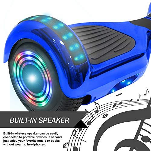 Amazon.com: CHO Ruedas de 6.5 in Original Electrico Smart ...