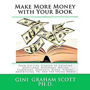 Make More Money with Your Book Audiobook