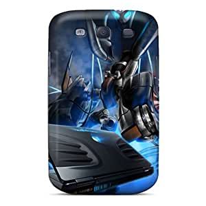 Great Hard Phone Case For Samsung Galaxy S3 With Customized Vivid Alienware Series VIVIENRowland