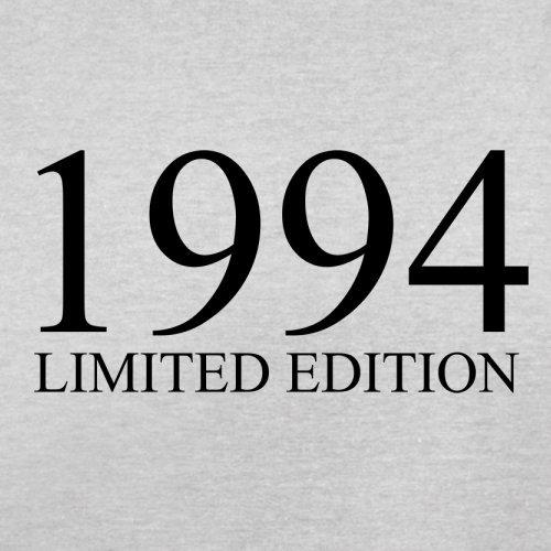 1994 Limierte Auflage / Limited Edition - 23. Geburtstag - Herren T-Shirt - Hellgrau - XL