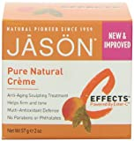 Jason C Effects Pure Natural Creme Anti Ageing Sculpting Treatment (57g, No Parabens or Phthalates)