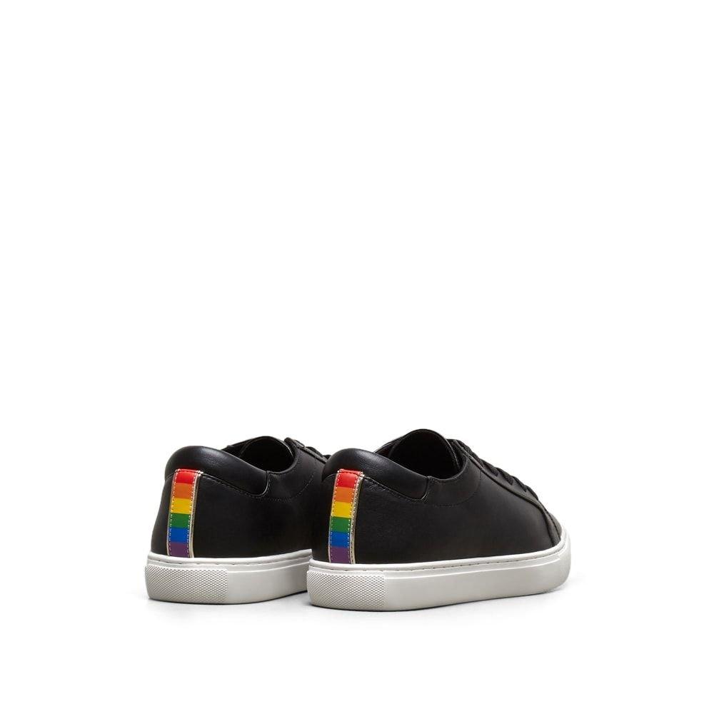 Kenneth Cole Women's Kam Pride Sneaker B07D23NPX6 6.5 B(M) US|Black