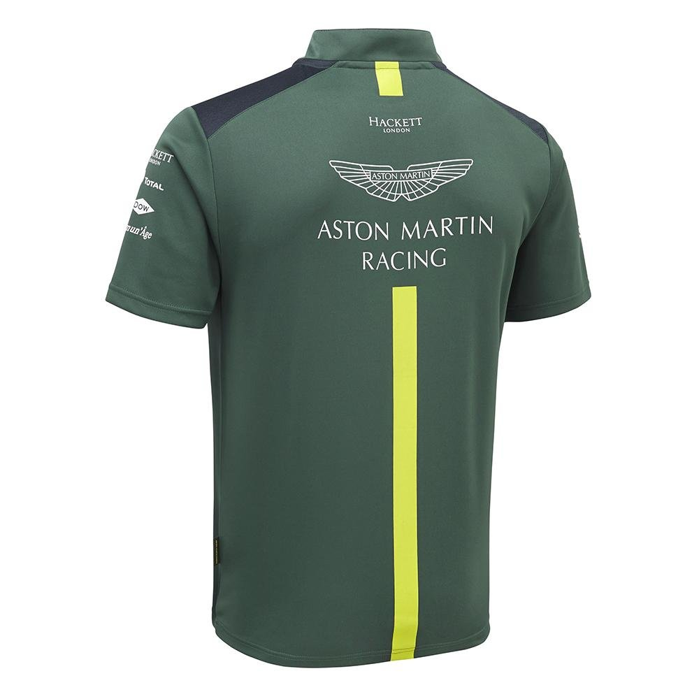 Amazon Aston Martin Racing Sterling Green Polo Sports Outdoors