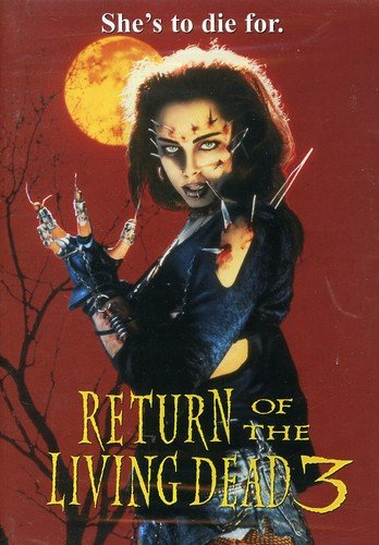 DVD : Return of the Living Dead 3 (, Widescreen)
