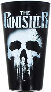 The Punisher Marvel's 16oz Pint Glass