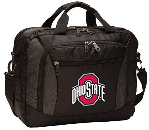 Broad Bay Ohio State University Laptop Bag Best NCAA OSU Buckeyes Computer ()
