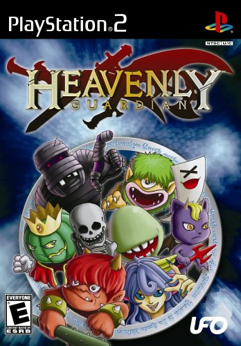 Heavenly Guardian - PlayStation (Ps2 Action Replay)
