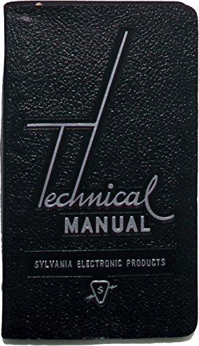 Technical Manual Sylvania Tubes 10TH Edition