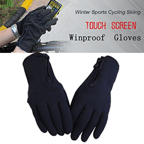 Diy Ghostbuster Costume (Outdoor Winter Sports Cycling Skiing Touch Screen Gloves Fix (XL))