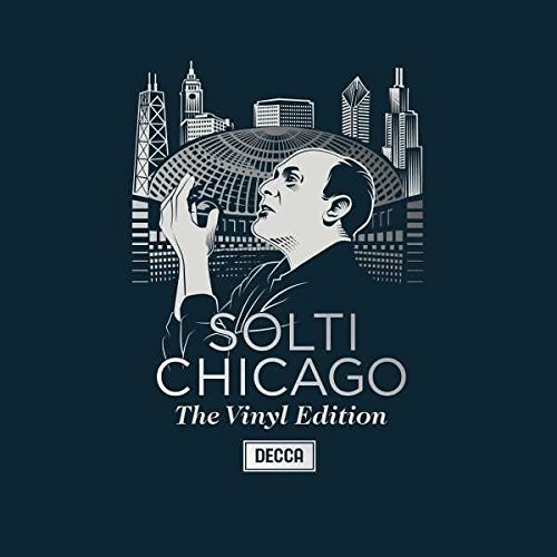 Vinilo : CHICAGO SYMPHONY ORCHESTRA/SIR GEORG SOLTI - Chicago Years (6PC)