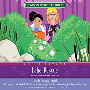 Lake Rescue Audiobook