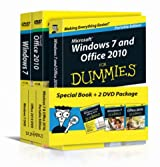 Windows 7 and Office 2010 For Dummies (For Dummies (special book + 2DVD package)