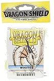 Dragon Shield Mini Card Sleeves White 50 Count
