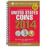 img - for A Guidebook of United States Coins 2014: The Official Red Book (Official Red Book: A Guide Book of United States Coins) book / textbook / text book
