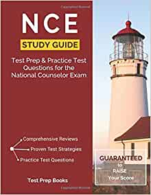 NCE Study Guide Questions Counselor product image