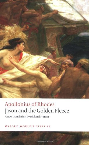 By Apollonius of Rhodes - Jason and the Golden Fleece: (The Argonautica) (Oxford World's Classics) (3/16/09) pdf epub