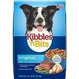 Kibbles 'n Bits Original Savory Beef & Chicken Flavor Dry Dog Food - 3.5-Pound