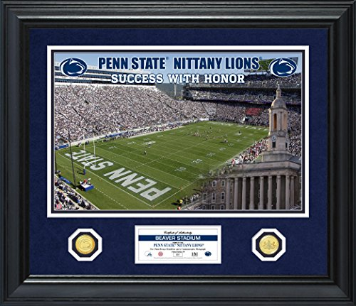 - NCAA Penn State Nittany Lions Special Edition Gold Coin Photo Mint, 32