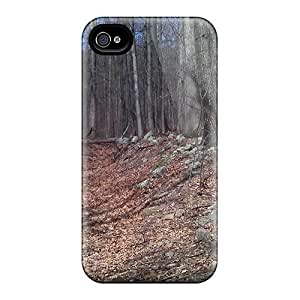 Tpu Shockproof/dirt-proof The Path Cover Case For Iphone(4/4s)