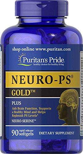 Puritans Pride Neuro-ps Gold