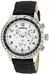 Timex Expedition Military Mens White Dial Watch - Timex T49824
