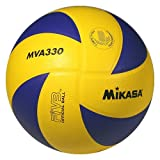 Mikasa 0139 Mva330 Official Fivb Club Olympic Indoor Volleyball Game Ball