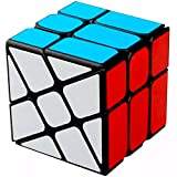 Cubo Rubik Yongjun 3x3 Base Negra De Alta Velocidad
