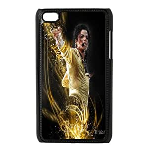 FOR IPod Touch 4th -(DXJ PHONE CASE)-Michael Jackson - Love Basketball Sports-PATTERN 19