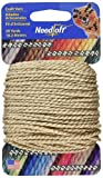 Cottage Mills Needloft Craft Yarn 20 Yards-Sandstone