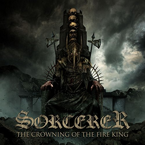 Sorcerer - The Crowning Of The Fire King - CD - FLAC - 2017 - SCORN Download
