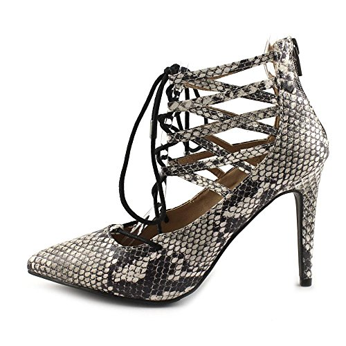 Classic Pumps Material Ankle Pronto Pointed Black Toe Strap Girl Womens Snake Aw4AqnSR