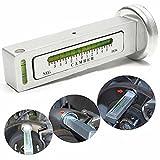BestTeam Universal Magnetic Gauge Tool, Car Wheel