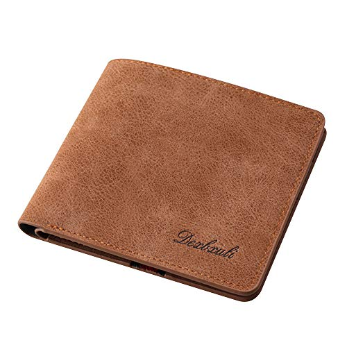 GzxtLTX Bifold Wallet PU Leather Credit Card Holder for Men by GzxtLTX Bags (Image #7)