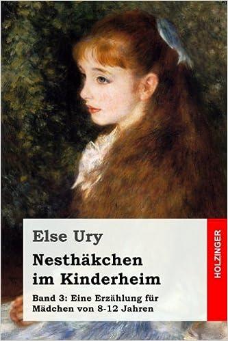 Book Nesthäkchen im Kinderheim: Volume 3
