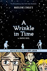 """A graphic novel adaptation of Madeleine L'Engle's ground-breaking science fiction and fantasy classic, now a major motion picture.                  """"Know somebody who hasn't met Mrs Whatsit, Mrs Who or Mrs Which? Larson's colo..."""