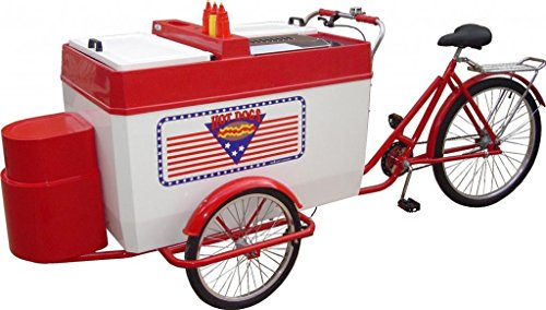 Hot Dog Tricycle Propane (Hot Dog Vending)