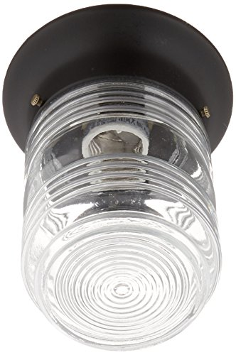 Boston Harbor HV-66919-BK3L 5751318 Dimmable Porch Light, (1) 60/13 W, A19/Cfl - Light Harbor Outdoor Boston