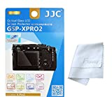 JJC GSP-XPro2 0.01'' Ultra-thin 9H Tempered Glass Clear LCD Screen Protector for FUJIFILM X-Pro2, with premier lens cleaning cloth