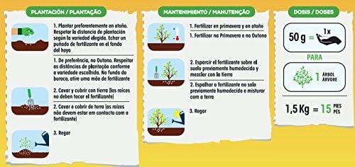 Solabiol - Fertilizante para coníferas 100% orgánico en formato 1 ...