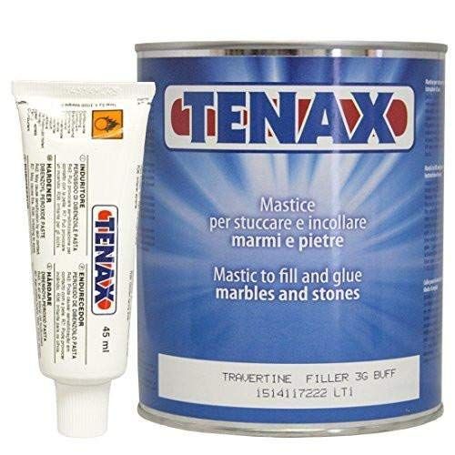 Tenax Travertine Filler - 1 liter (Pack of 3) by Tenax (Image #1)