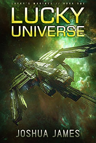 Lucky Universe: Lucky's Marines | Book One cover